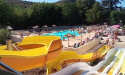 Camping Arleblanc Ardeche parc aquatique