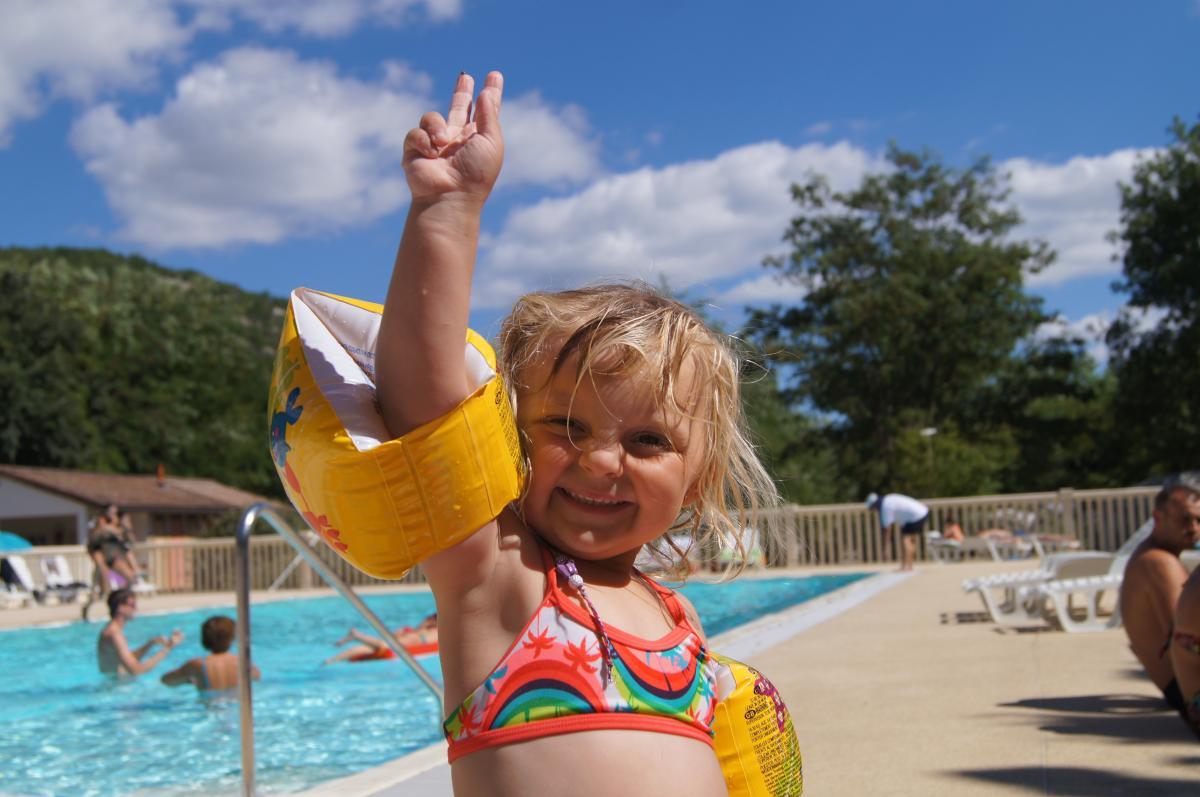 Zwemmen, een sportieve vakantie bij Arleblanc