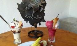 Gletscher restaurant Domaine Arleblanc