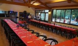 restaurant arleblanc : restaurant room for groups
