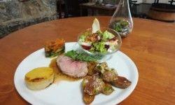 restaurant arleblanc :