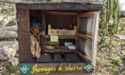 Chapias - Ferme des lamas fromages de chèvre