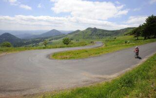 Cyclo en Ardèche